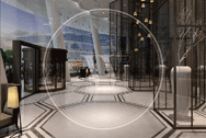 Ningbo Fortune Center - Lobby 项目图3