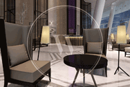 Ningbo Fortune Center - Lobby 项目图7